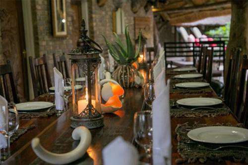 Cruiser Safaris Hunting Lodge Accommodations