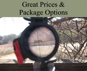 Great Prices and Safari Hunting Packages