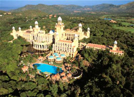 Sun City overhead view