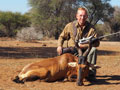 Tim Therriault - Red Hartebeest