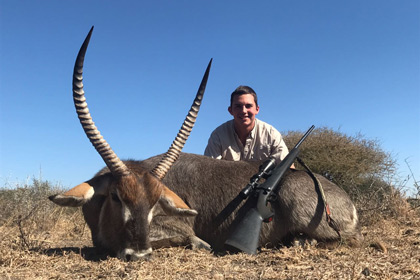 Jan's Waterbuck