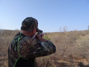 Hunting with Cruiser Safaris